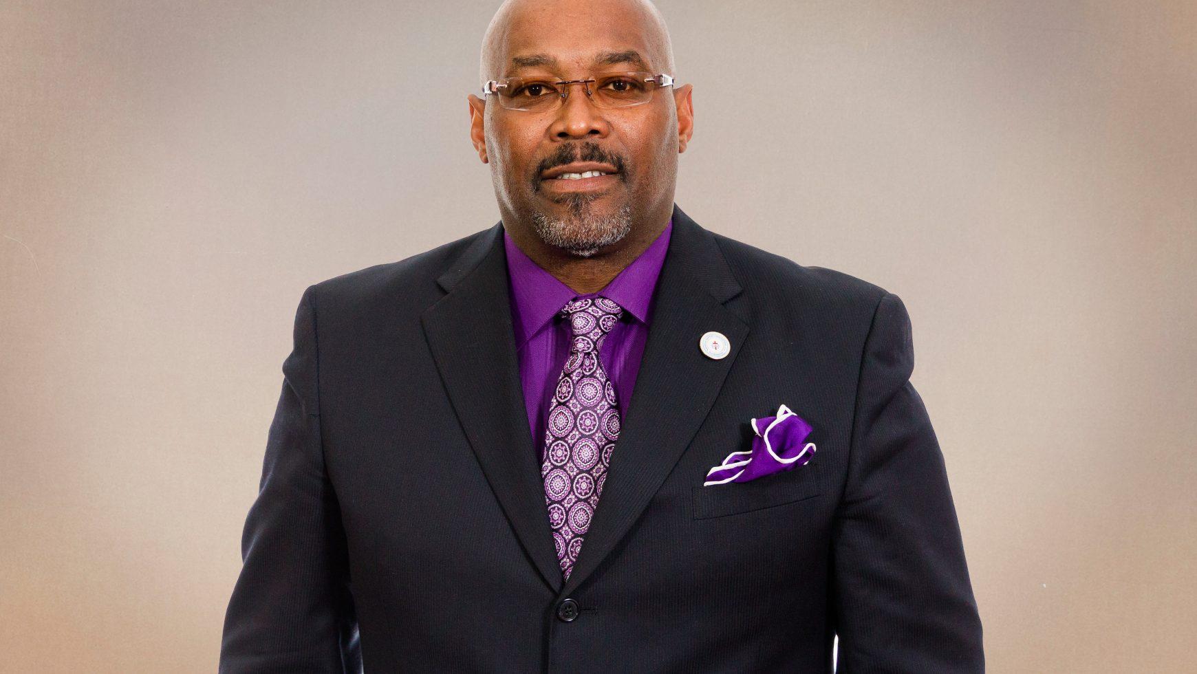 Pastor Luter Allen