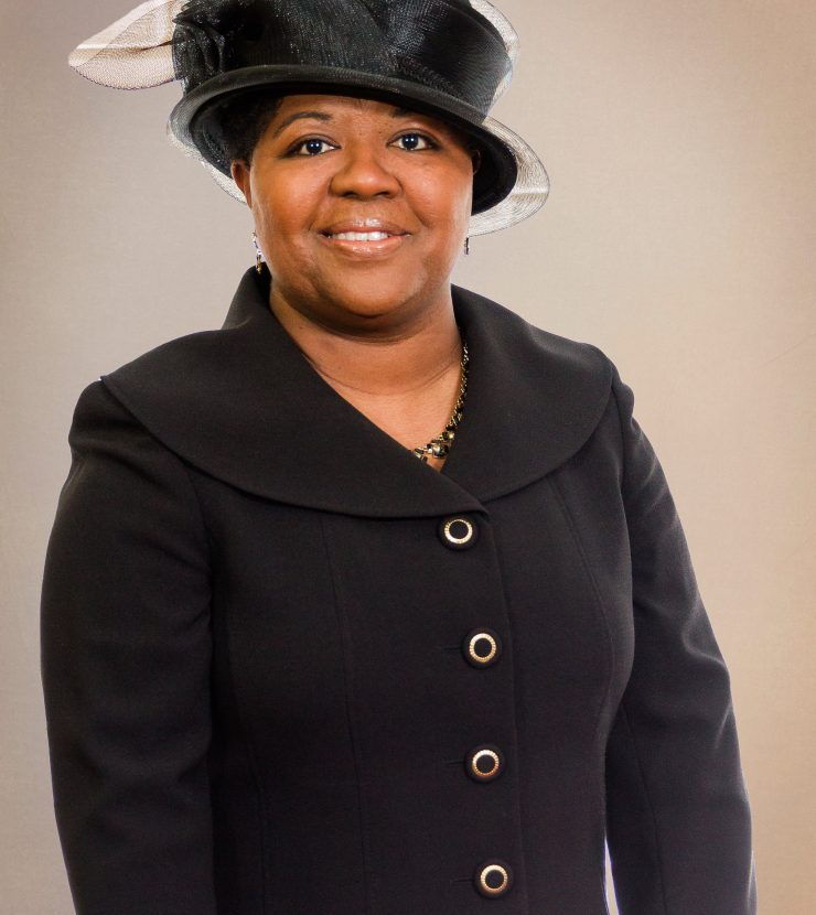 First Lady Jacqueline Allen